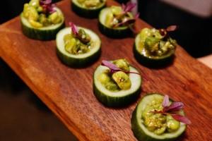 cucumber-canapes